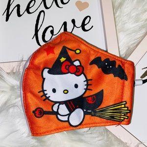 SALE kids Halloween hello kitty mask